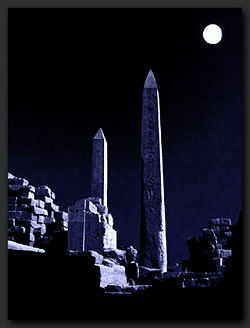 Obelisks at Karnak