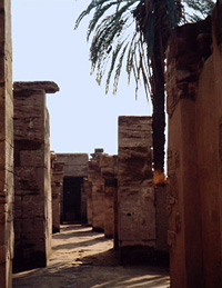 The Temple of Ptah