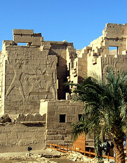 The Temple of Rameses III