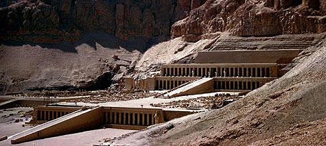 Deir el-Bahri Temple