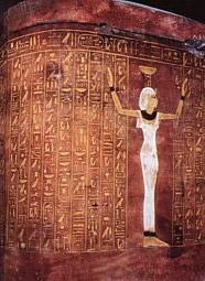 Sarcophagus of Tuthmose IV