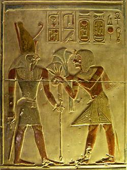 Relief of Seti I