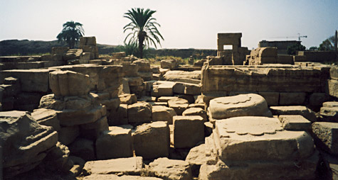 Karnak Temple of Montu