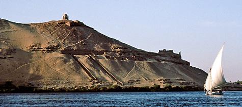 Qubbet el-Hawa, Aswan