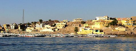 Philae Port