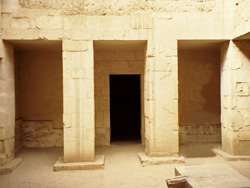 The tomb of Ankh-hor