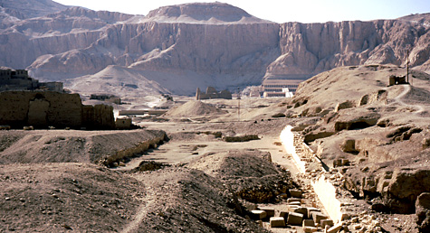 Causeway of Tuthmose III