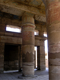 Festival Hall of Tuthmose III
