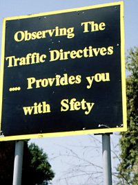 Luxor traffic directives