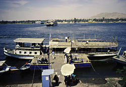 Luxor passenger ferry