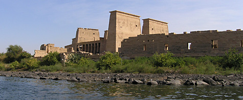 The Temple of Isis at Philae