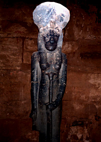 The Goddess Sekhmet