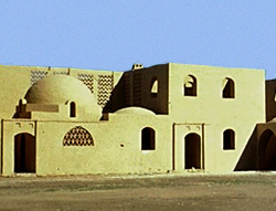 Hassan Fathy houses at New Qurna