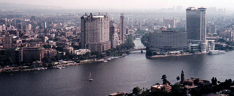 Cairo Riverscape