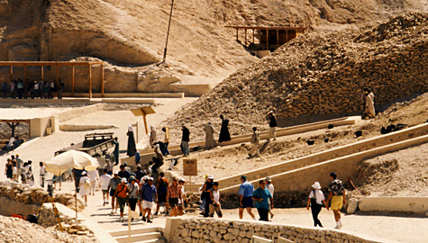 ARTP excavations October 2000