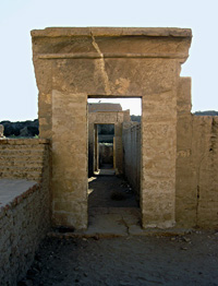 The Palace of Rameses III