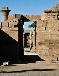 Bubastite Gate at Karnak