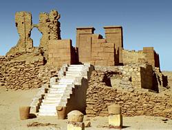 North Temple at Karanis