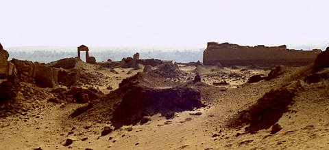 South Temple at Karanis
