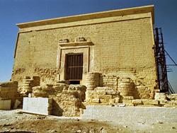 Qasr Qarun Temple of Sobek