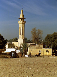 Mosque at Umm el-Baragat