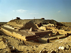 Pyramid Complex of Pepy I