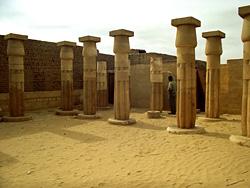Saqqara tomb of Horemheb
