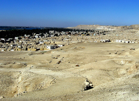 Necropolis of Zawyet el-Maiyitin