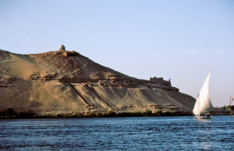 Aswan Noble's Tombs