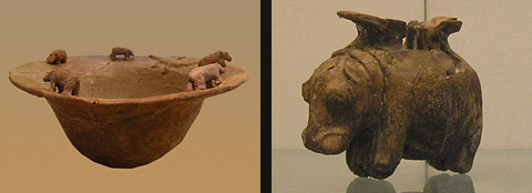 Objects from Matmar and Mostagedda