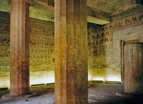 Tomb of Amenemhet