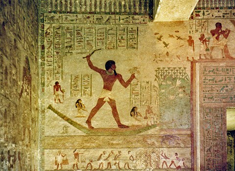 Tomb of Khnumhotep II