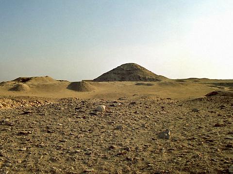 Pyramid of Djedkare-Isisi
