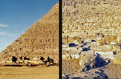 Khafre's Mortuary Temple
