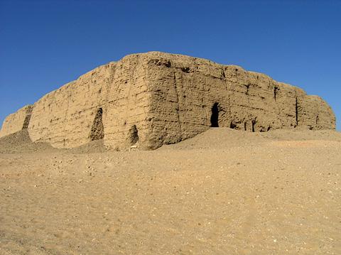 Mastaba K1 at Beit Khallaf