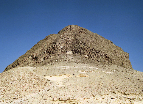 Pyramid of Senwosret II at el-Lahun