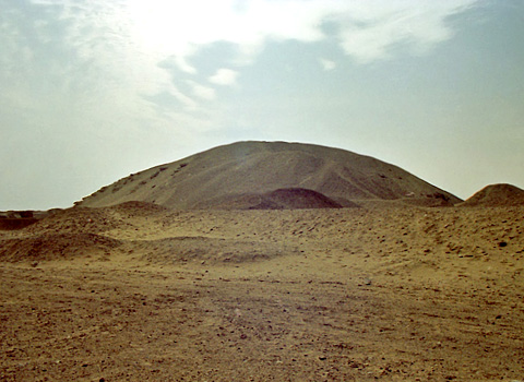 Pyramid of Senwosret I