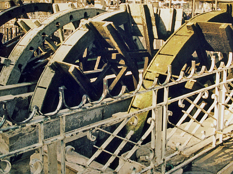 Faiyum Waterwheels