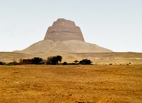 The Pyramid of Snefru