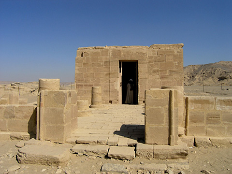Temple of Hathor and Nekhbet