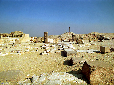 Mortuary Temple of Pepi I