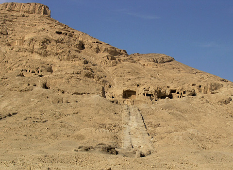 Tomb and causeway of Wakha