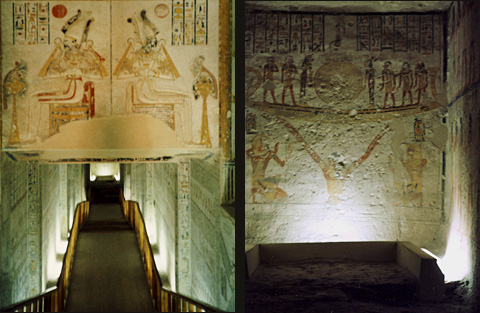 Tomb of Rameses V & VI