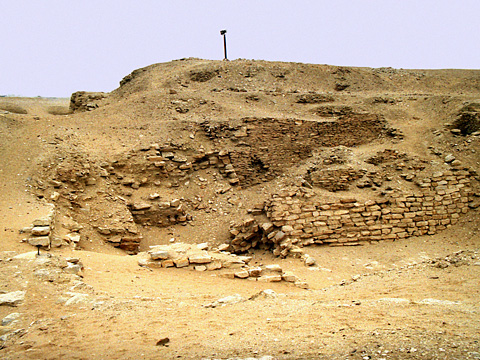 The Pyramid of Sekhemkhet