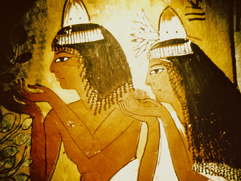 Sennedjem and his wife