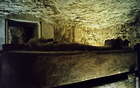 Sarcophagus of Siptah