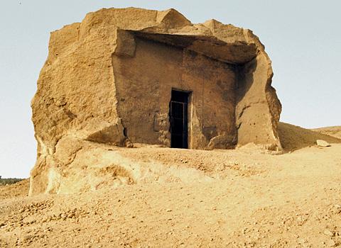 Speos of Hathor at El-Siririya