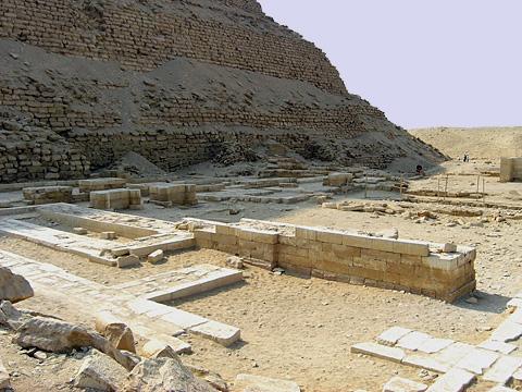Mortuary Temple