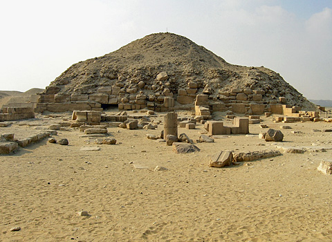 Mortuary temple of Unas