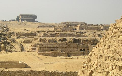 Giza Western Field
